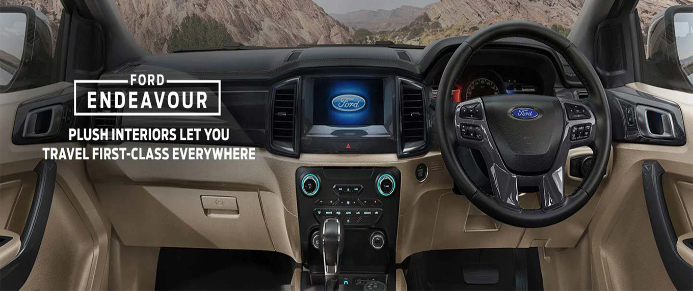 Ford Endeavour Faridabad